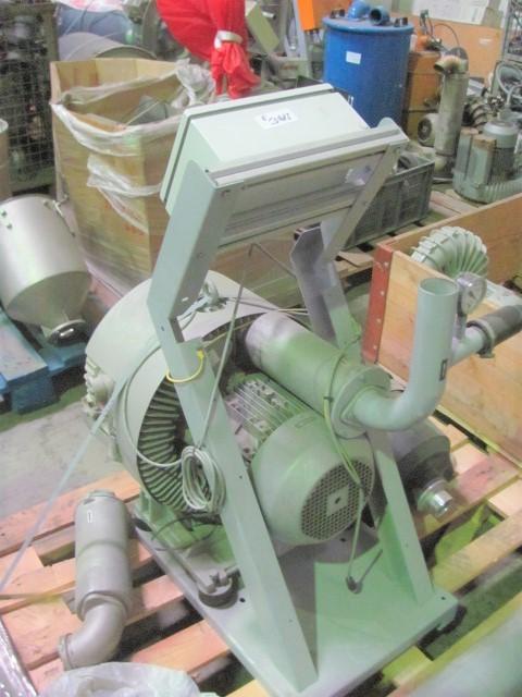 Vacuum pump Motan BCB 75 A Vakuumpumpe 7,5 kW photo on Industry-Pilot
