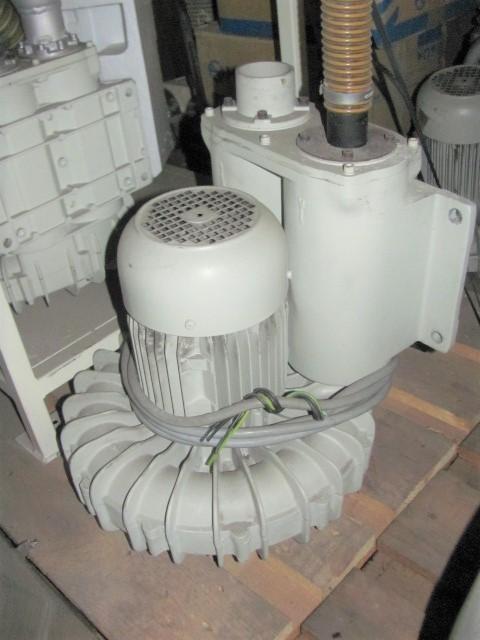 Вакуумная помпа/насос Elektror Vakuumpumpe 2,6 KW фото на Industry-Pilot