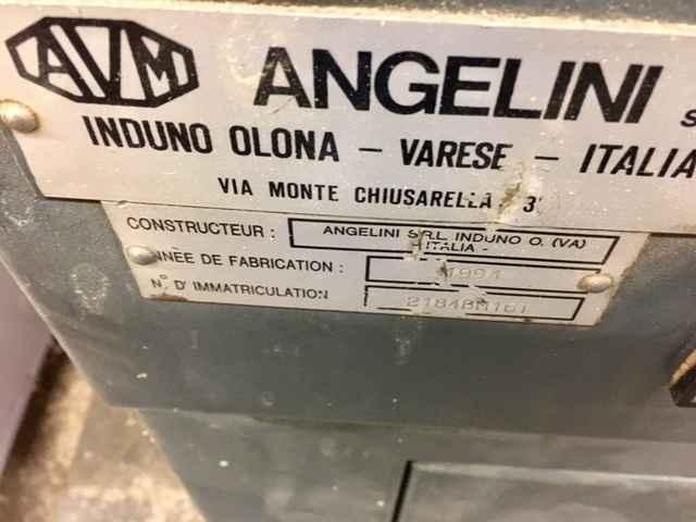 Screw-cutting lathe Angelini AVM 165 S photo on Industry-Pilot