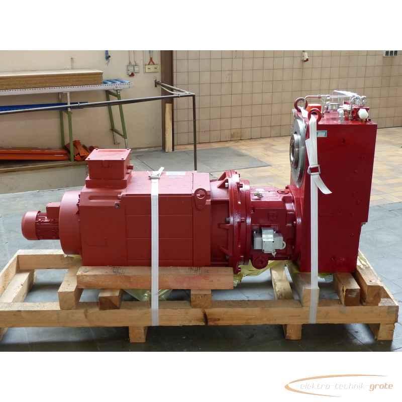 Асинхронный двигатель Siemens 1PH7224 - 7NC03 - 0BC2 Asynchronmotor Heynau TG 2 . 385 ZF ZK 802 GA без эксплуатации!  фото на Industry-Pilot