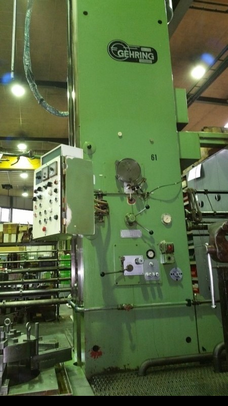 Honing machine - internal - vertical GEHRING 1 VS 3600 photo on Industry-Pilot