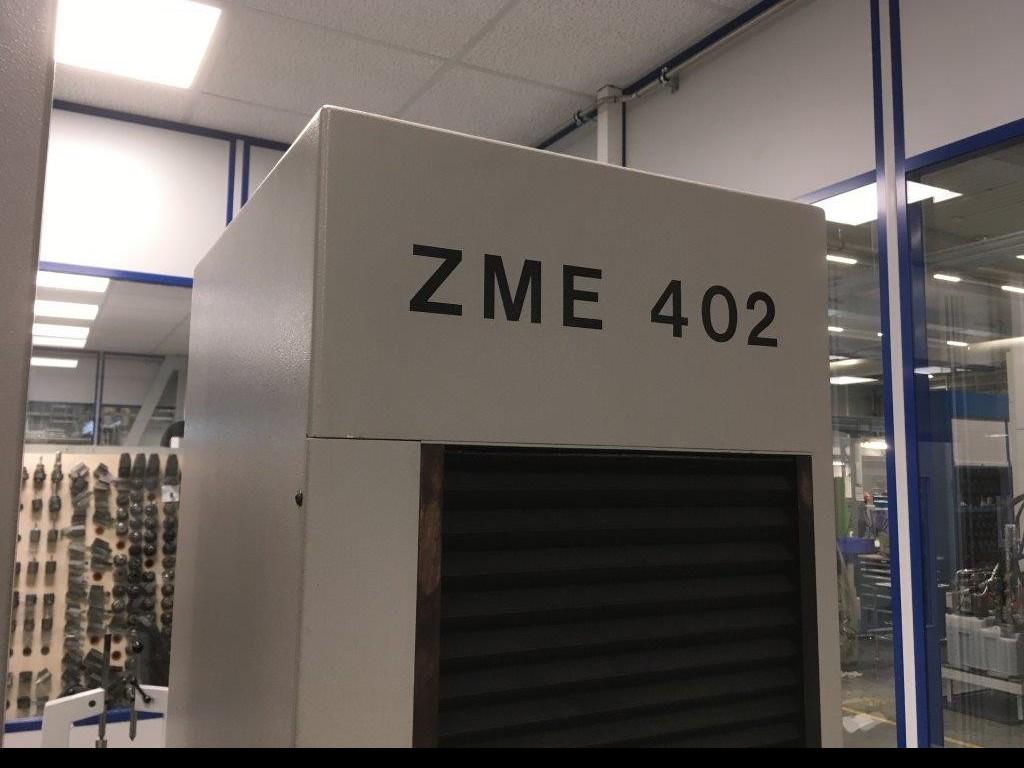 Gearwheel testing machines HÖFLER ZME 402 photo on Industry-Pilot