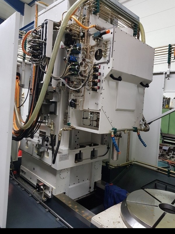 Gear shaping machine LIEBHERR LFS 1000 photo on Industry-Pilot