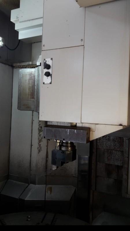 Карусельно-токарный станок одностоечный OKUMA VTM 200 Heidenhain фото на Industry-Pilot