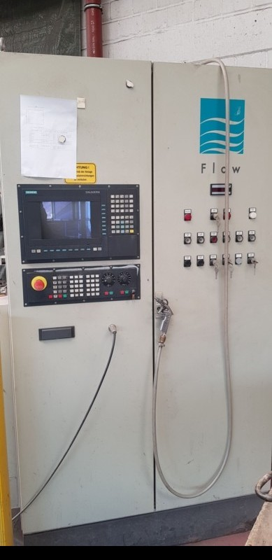 Станок гидроабразивной резки FLOW T11 - 252 Heidenhain фото на Industry-Pilot
