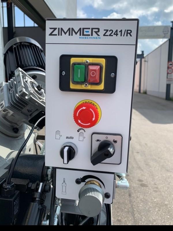 Ленточнопильный станок по металлу ZIMMER Z 241/R фото на Industry-Pilot