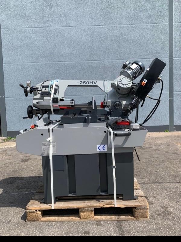Ленточнопильный станок по металлу ZIMMER Z250/RL-HA фото на Industry-Pilot