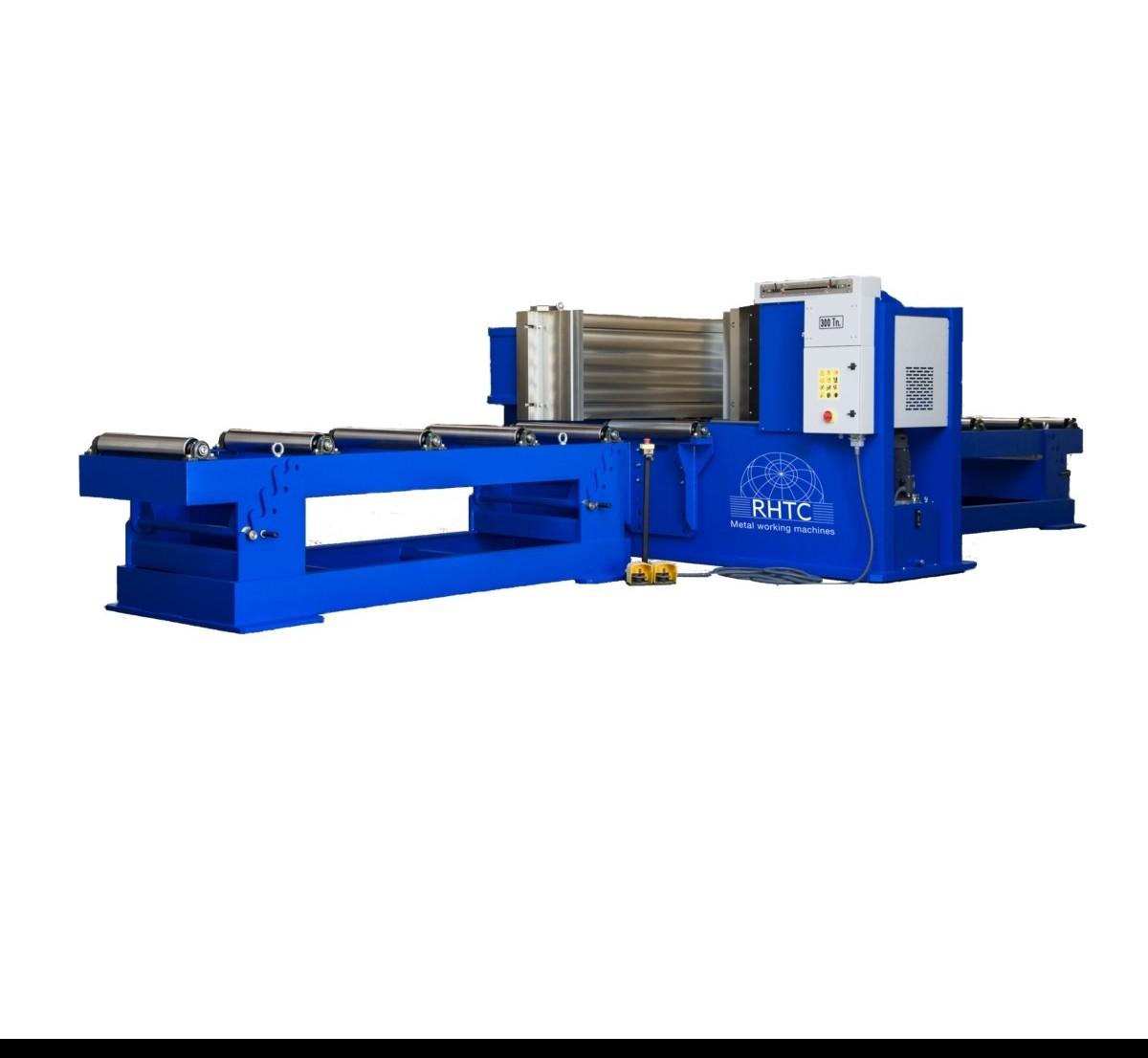 Straightening Press - horizontal Profi Press HV 150 photo on Industry-Pilot