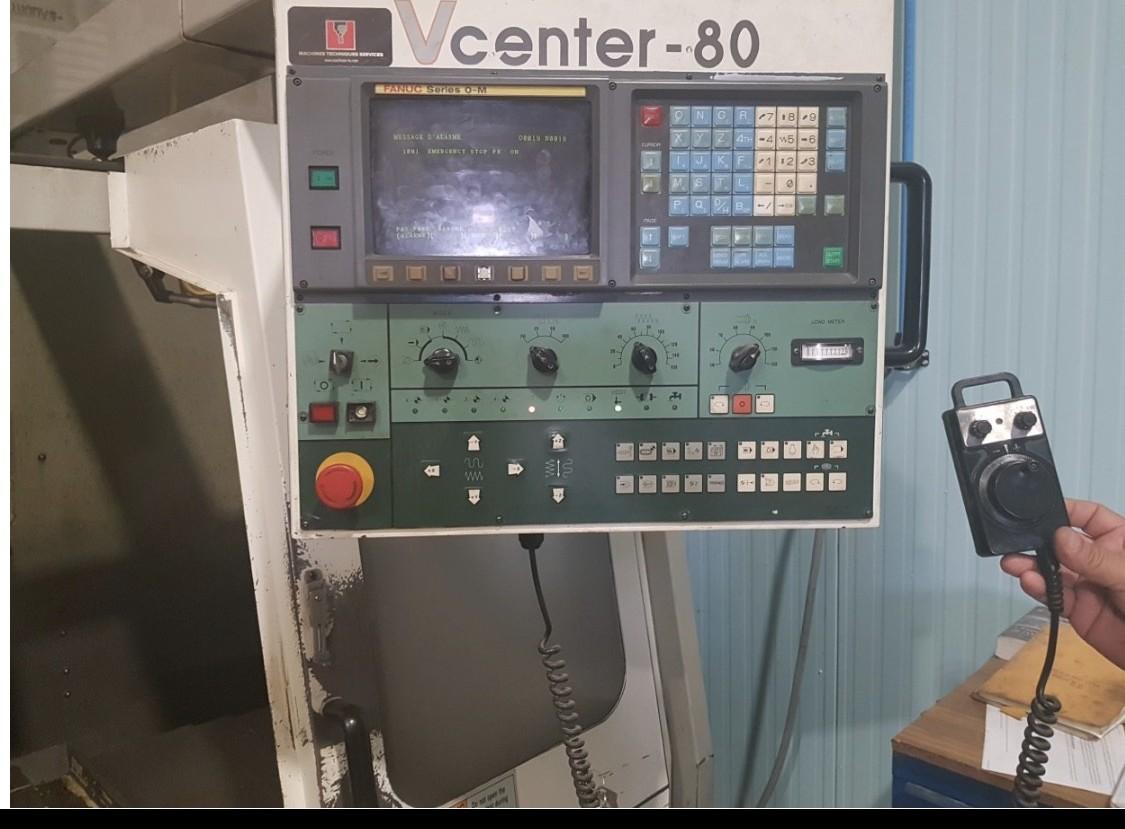 Обрабатывающий центр - вертикальный VICTOR Vcenter 80 фото на Industry-Pilot