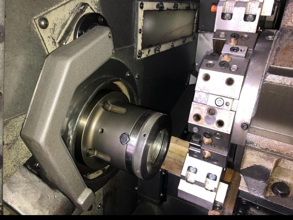 CNC Turning Machine HITACHI SEIKI TF20 фото на Industry-Pilot