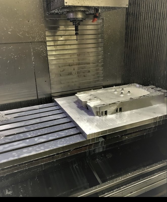Machining Center - Vertical EMCO FAMUP MMV200-80 LD фото на Industry-Pilot