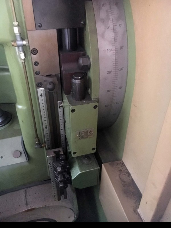 Gear grinding machines butts REISHAUER RZ 300 E photo on Industry-Pilot
