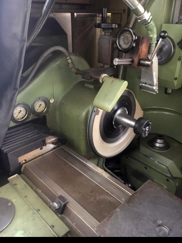 Gear grinding machines butts REISHAUER RZ 300 E фото на Industry-Pilot
