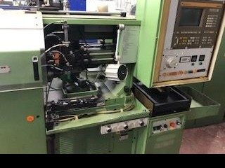 Gearwheel hobbing machine horizontal KOEPFER 153 CNC photo on Industry-Pilot