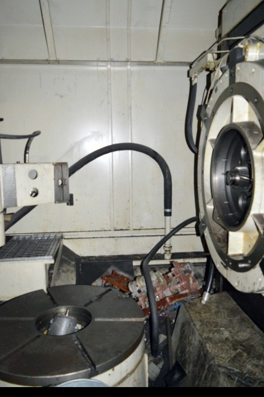 Gearwheel hobbing machine vertical MODUL ZFWZ 08 CNC photo on Industry-Pilot