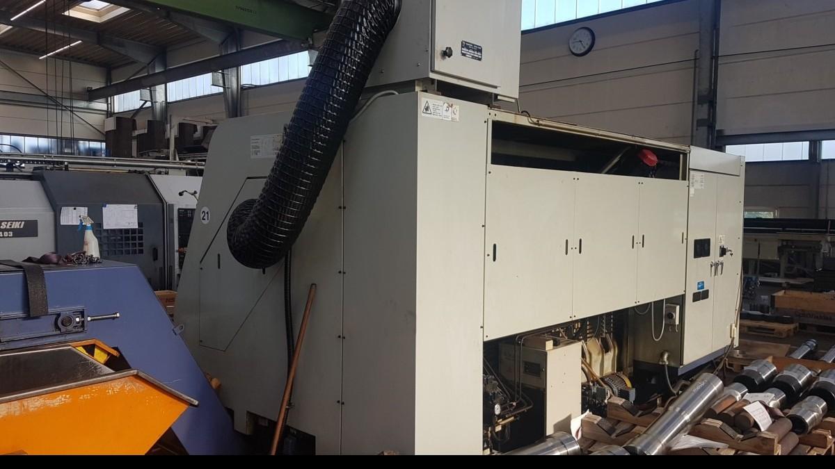 Токарно фрезерный станок с ЧПУ HWACHEON HiEco 45 MC (HiTech 700) Heidenhain фото на Industry-Pilot