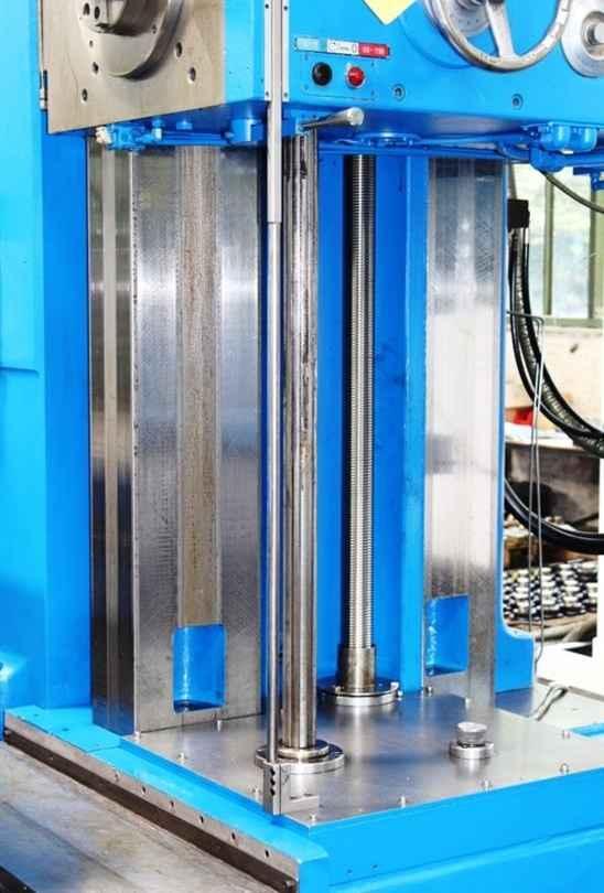 Горизонтально-расточной станок SACEM MST 110-AC фото на Industry-Pilot