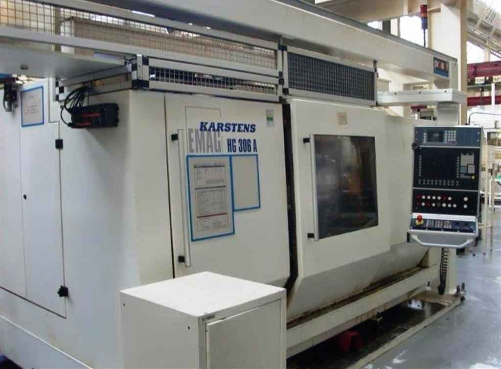 EMAG-KARSTENS HG 306 A photo on Industry-Pilot