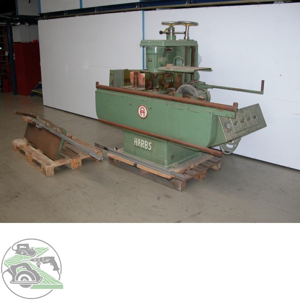 Фрезерный станок с шипорезной кареткой Harbs Zapfenschneidmaschine Typ ZSM V4 фото на Industry-Pilot