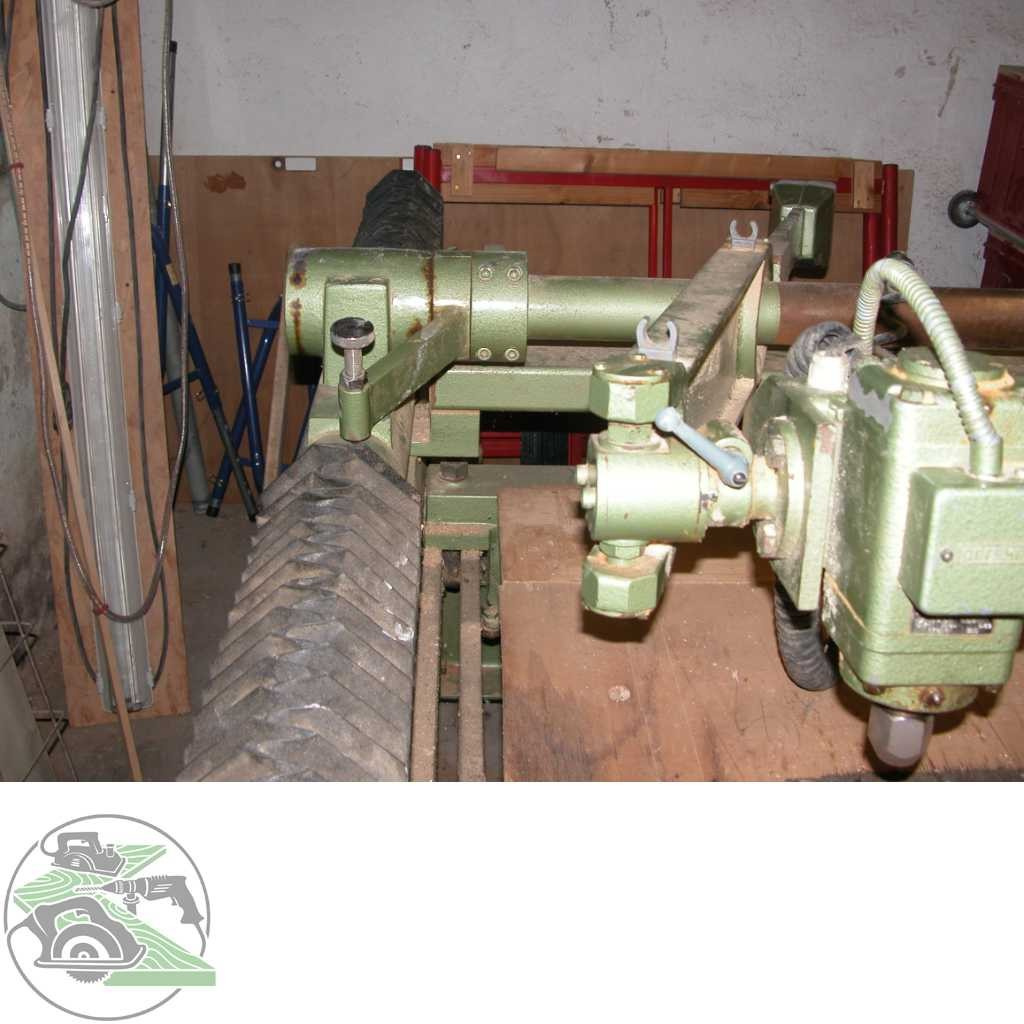 Копировально-фрезерный станок с верхним расположением шпинделя Reichenbacher Kopierfräse R 430 фото на Industry-Pilot