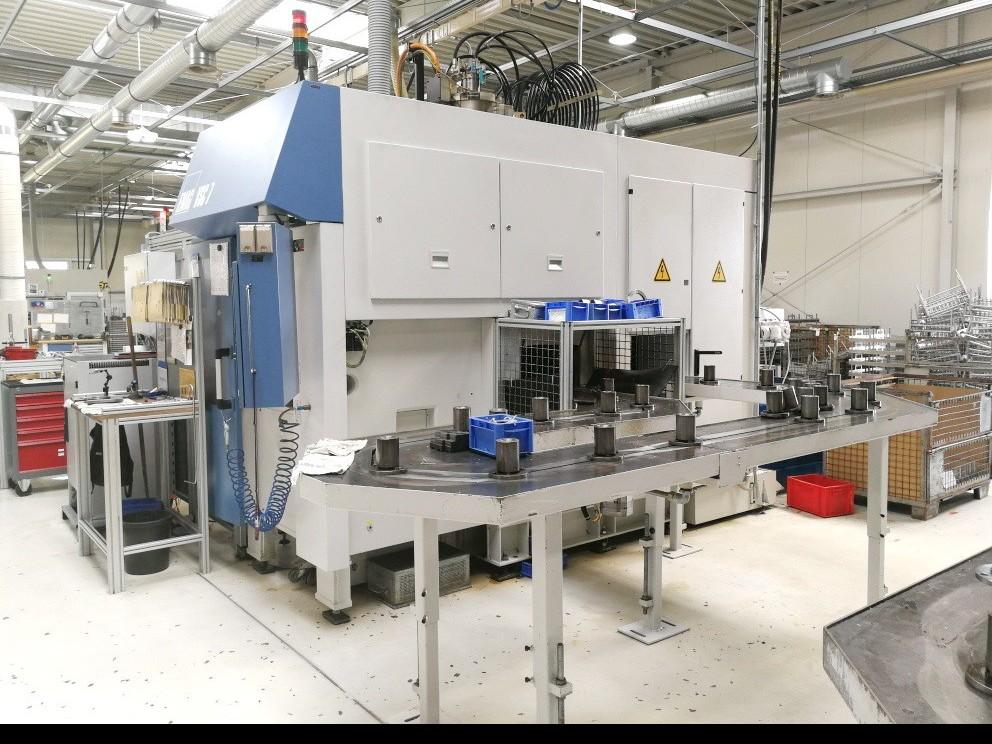 Vertical Turning Machine EMAG VSC7 фото на Industry-Pilot