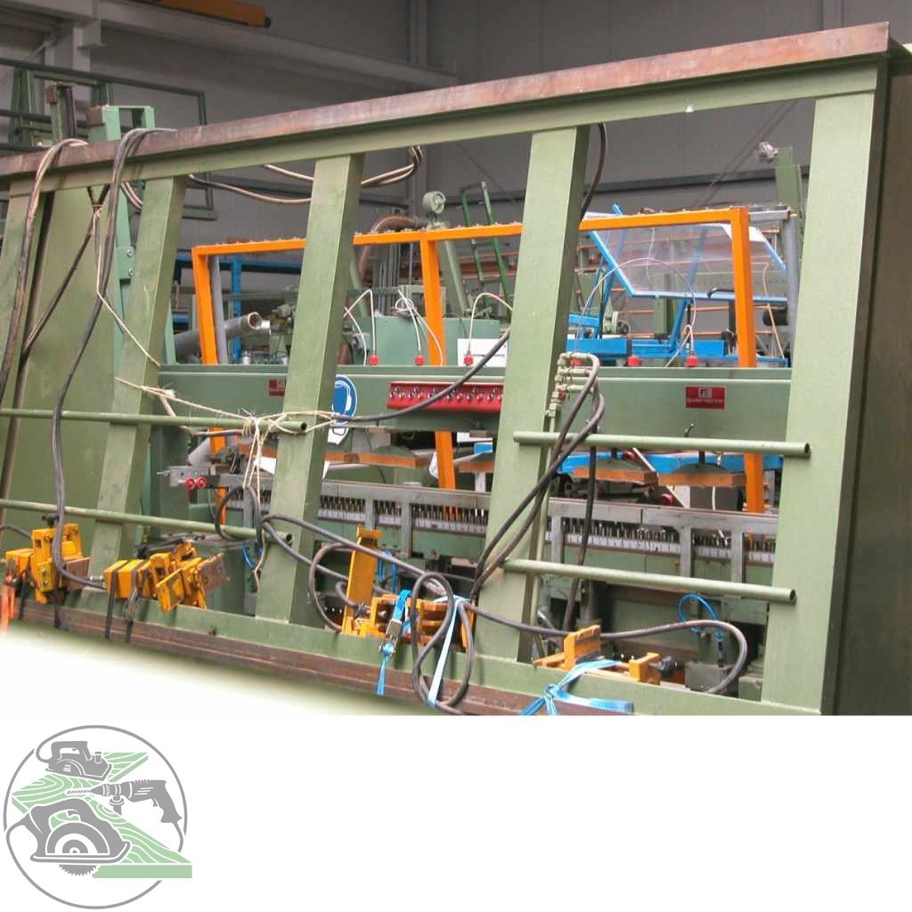 Рамный пресс Maweg Rahmenpresse Typ EURONOVA фото на Industry-Pilot