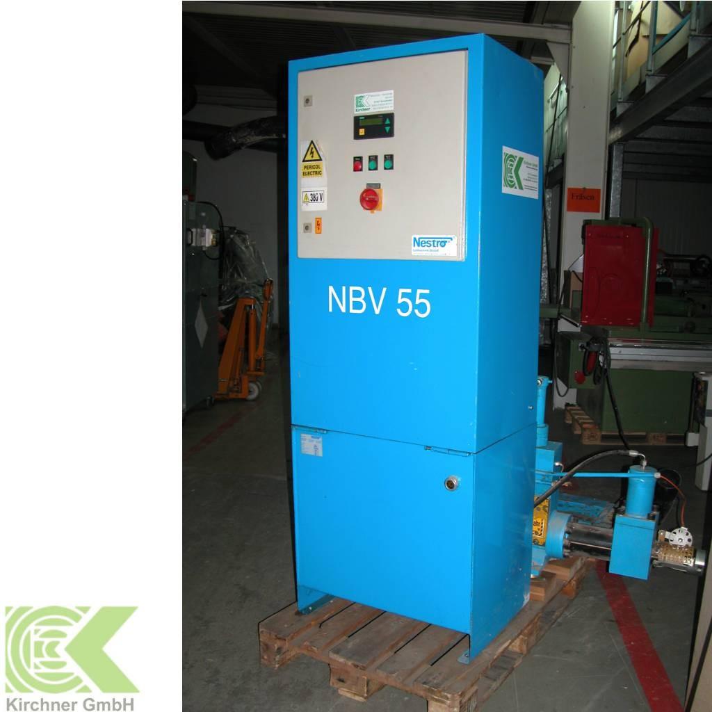 Briquetting press Nestro Brikettierpresse Typ NBV 55 photo on Industry-Pilot