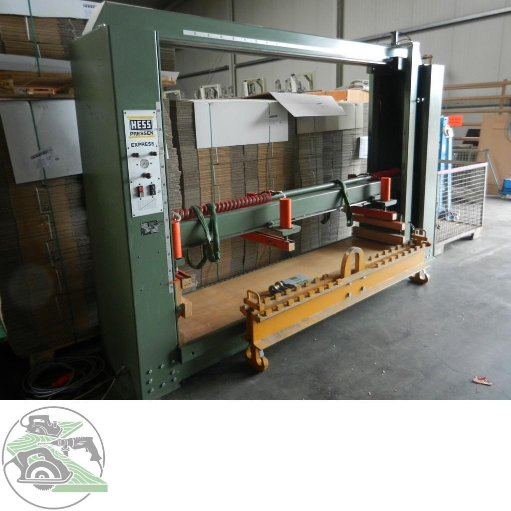 Carcase presses Hess Korpuspresse Typ Express photo on Industry-Pilot