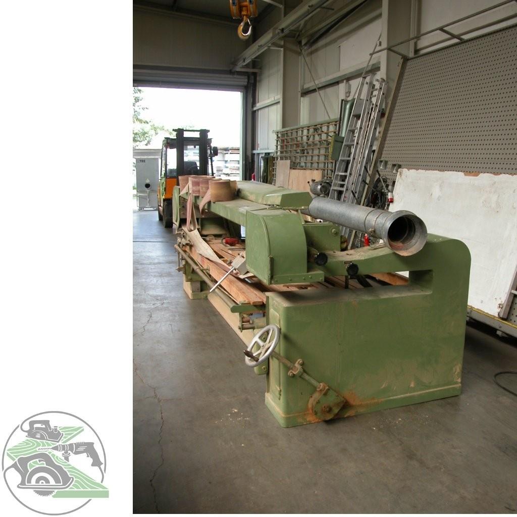 Узколенточный шлифовальный станок Johannsen Langbandschleifmaschine Typ T 88 K pneuma фото на Industry-Pilot