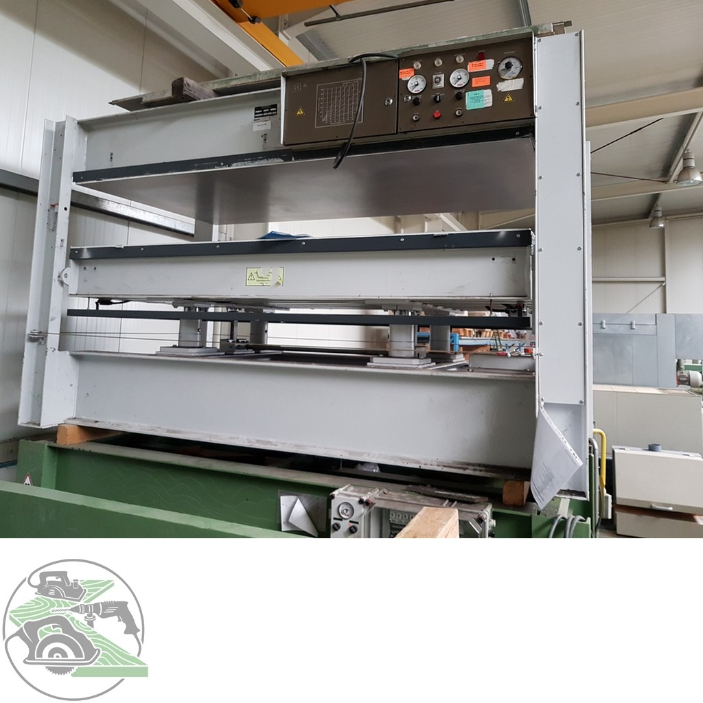 Veneer presses Höfer Furnierpresse Typ H70 S photo on Industry-Pilot