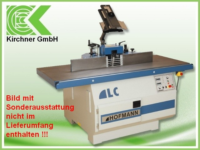 Swivel milling machine Hofmann Schwenkspindelfräse Typ TFS 107 photo on Industry-Pilot