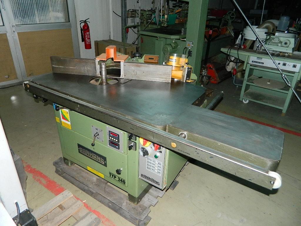 Swivel milling machine Panhans Schwenkspindelfräse 240 photo on Industry-Pilot