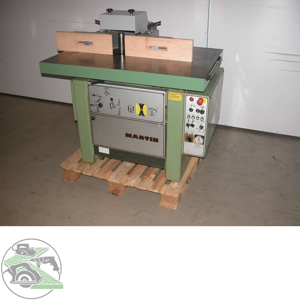 Swivel milling machine Martin Schwenkspindelfräse T 25 photo on Industry-Pilot