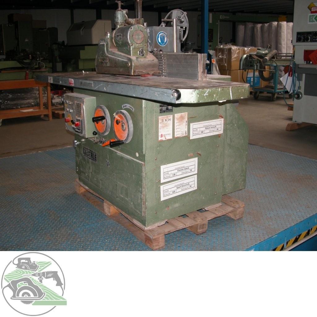 Swivel milling machine Bäuerle Schwenkspindelfräse SFM 200 37445 photo on Industry-Pilot