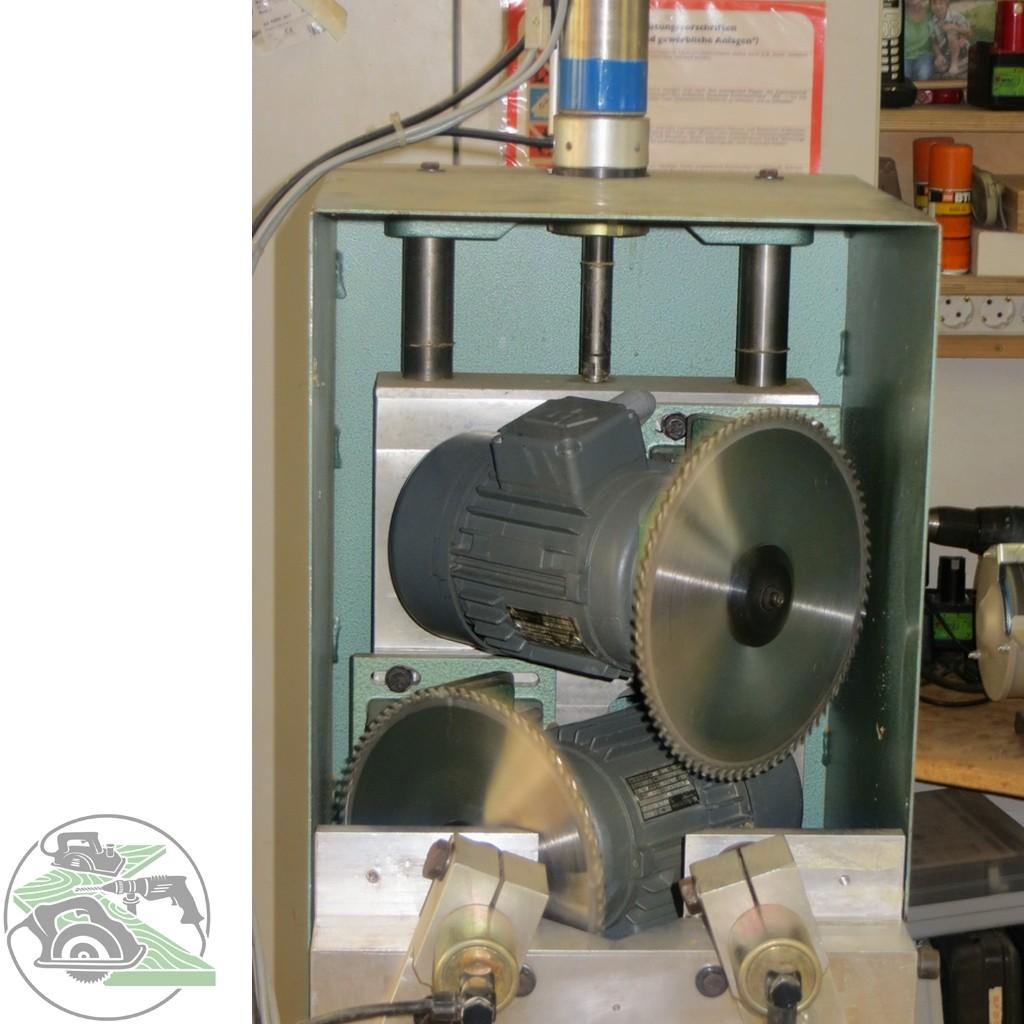 Miter saw Wegoma Gehrungs- u. Glasleistensäge Typ GL 125 A(P) photo on Industry-Pilot