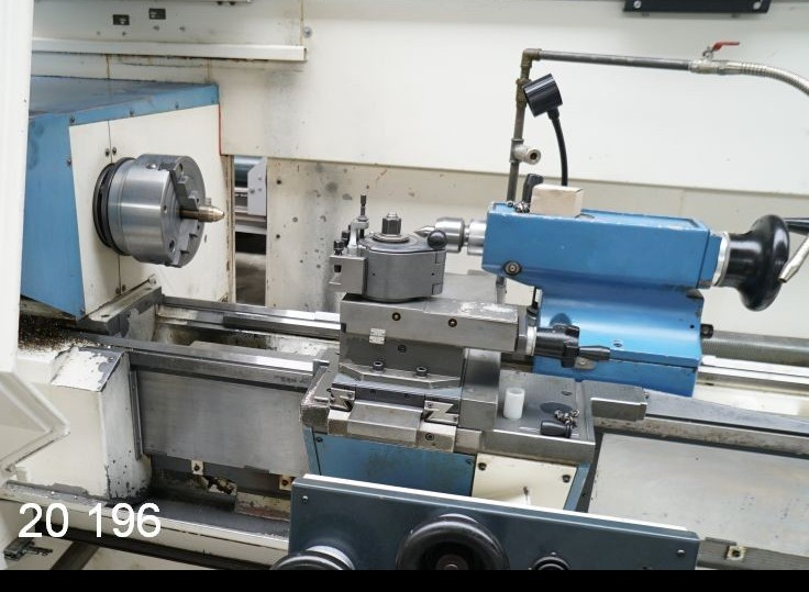 Turning machine - cycle control BOEHRINGER VDF DUS 560 / Sinumerik 810 D photo on Industry-Pilot