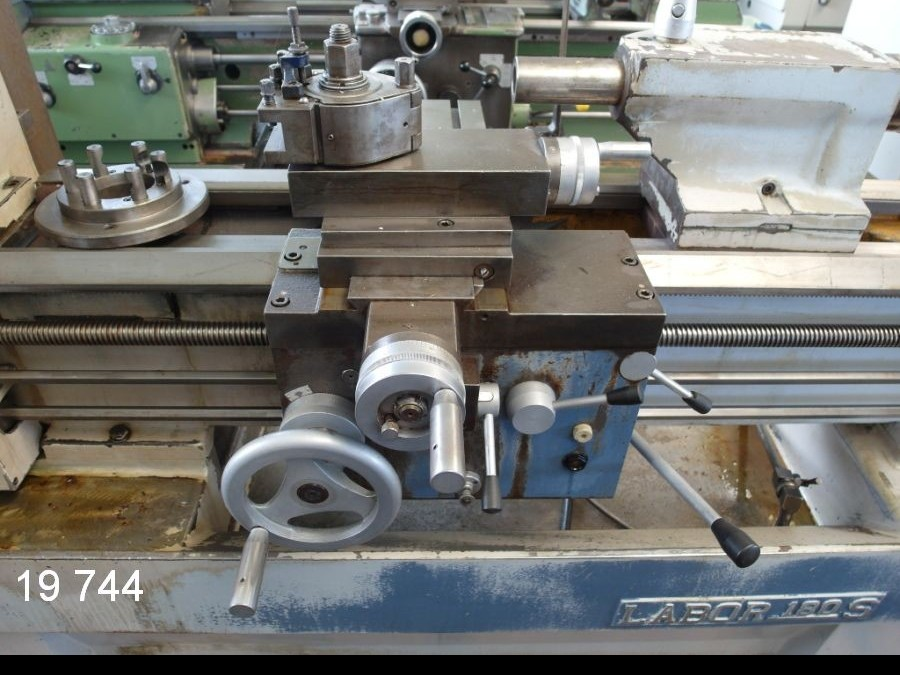 Screw-cutting lathe LABOR 180 S photo on Industry-Pilot