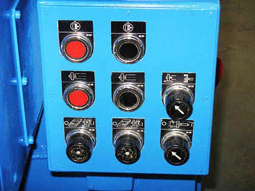 Круглошлифовальный станок - универс. MSO-Cincinnati R 57 фото на Industry-Pilot