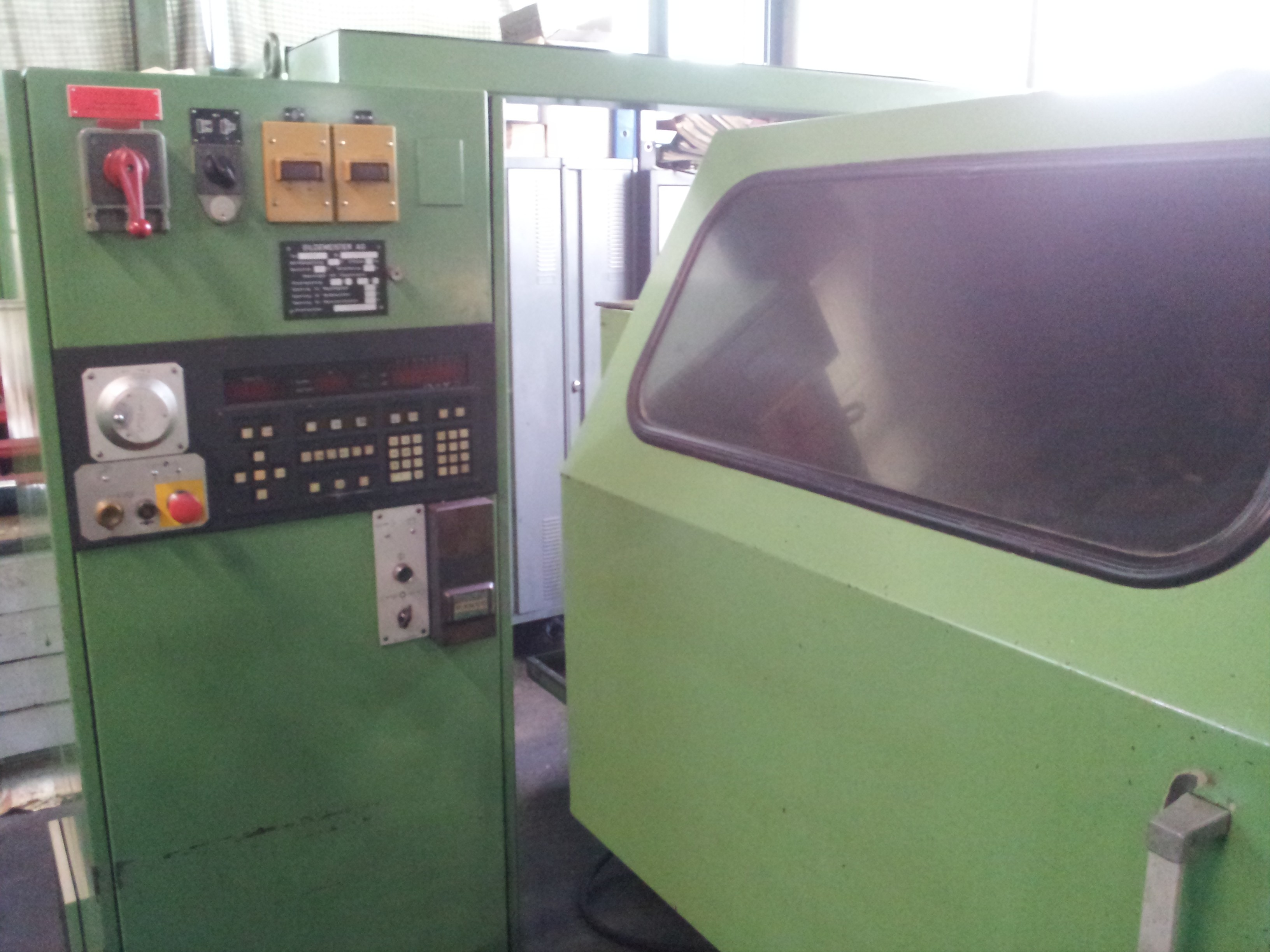 CNC Turning Machine Gildemeister RNF 450 photo on Industry-Pilot