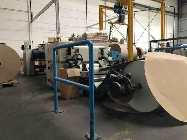 Development equipment Rollenwickler + Prägemaschine 2000 Nordhausen PR53 photo on Industry-Pilot