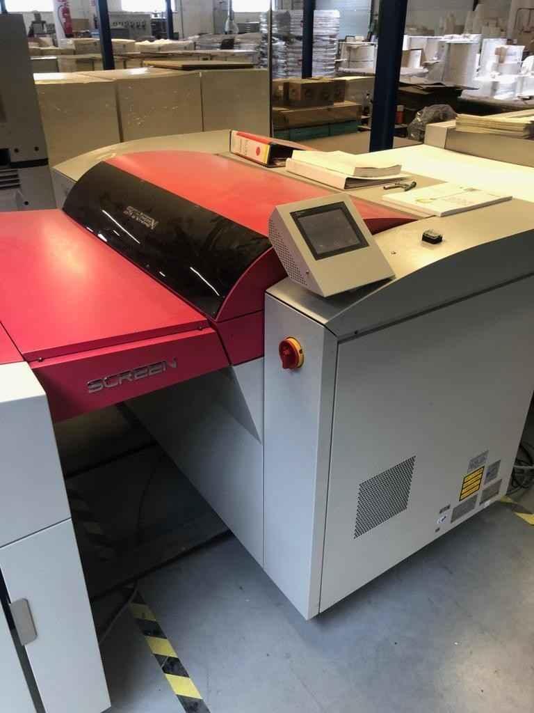 Печать этикеток, стикеров, наклеек SCREEN PT – R4100 фото на Industry-Pilot