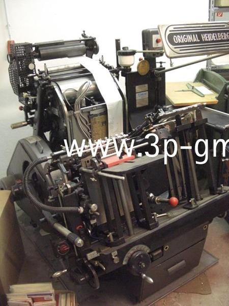 Книгопечатное оборудование Heidelberg OHT-P фото на Industry-Pilot