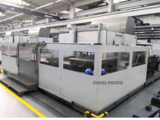Machining Center - Universal DMG MORI DMC 200 U photo on Industry-Pilot
