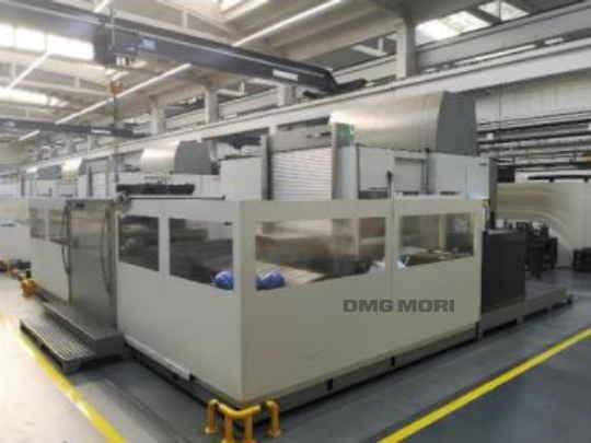 Machining Center - Universal DMG MORI DMC 200 U Heidenhain photo on Industry-Pilot