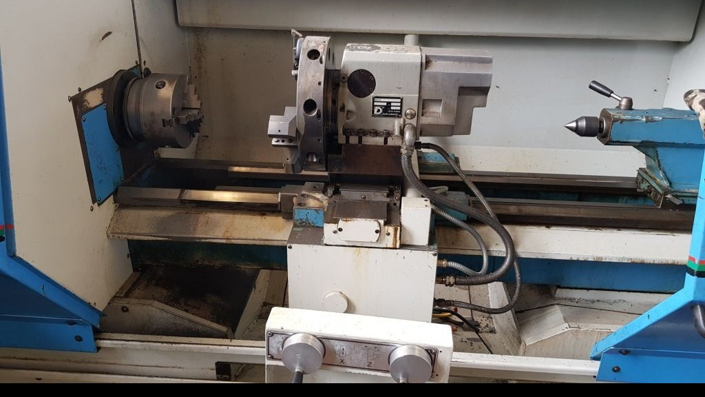 Turning machine - cycle control PINACHO S 99 C / 200 photo on Industry-Pilot