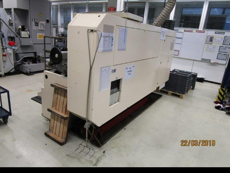 Turning machine - cycle control MONFORTS KNC 5 / 1500 photo on Industry-Pilot