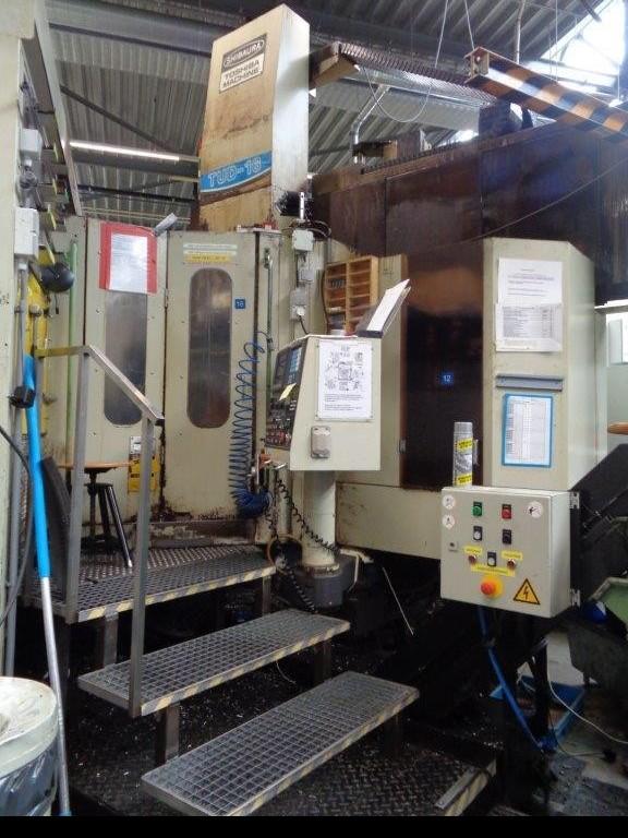 Карусельно-токарный станок одностоечный TOSHIBA-SHIBAURA TUD 16 (ARC) Heidenhain фото на Industry-Pilot