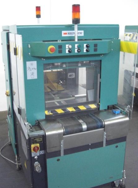 Пачковязальная машина Signode Newsmaster 5500 Kreuzumreifungsmaschinen фото на Industry-Pilot