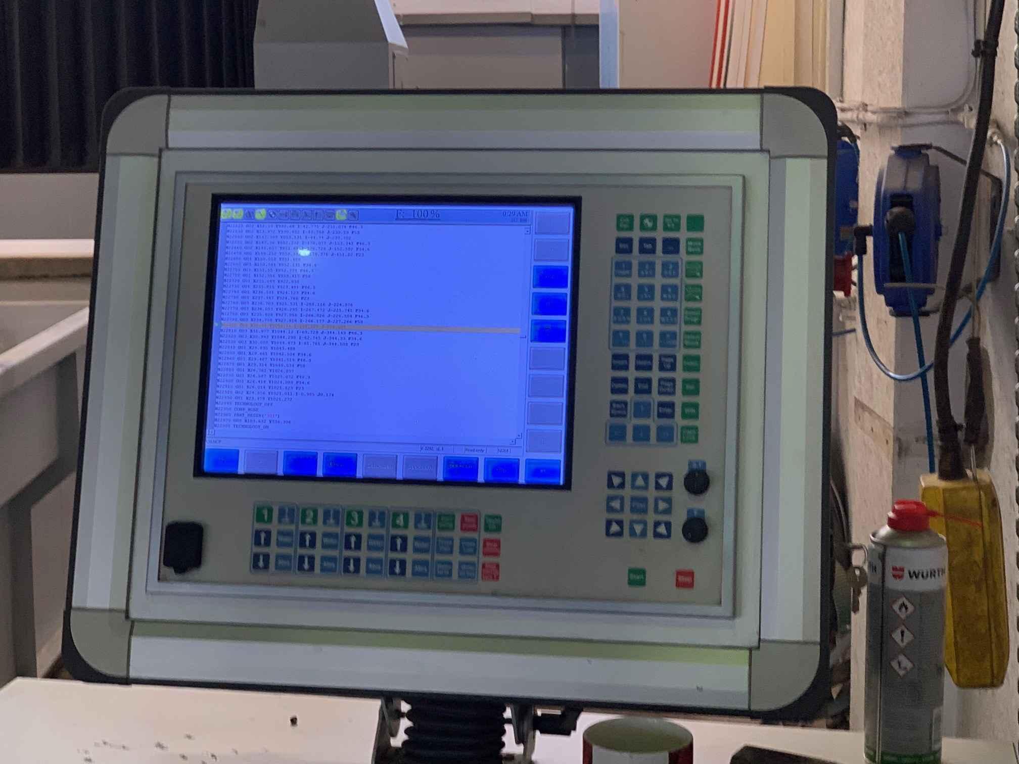 Станок гидроабразивной резки Eckert Opal фото на Industry-Pilot