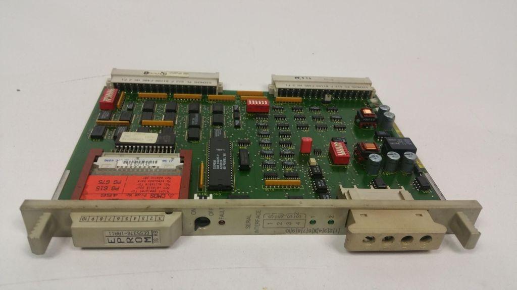 Siemens Simatic S5 Anschaltung 6ES5308-3UA12 6ES5 308-3UA 12 E05 фото на Industry-Pilot